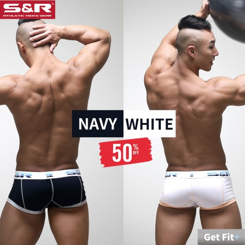 Navy-White Edition SALE 6Pack